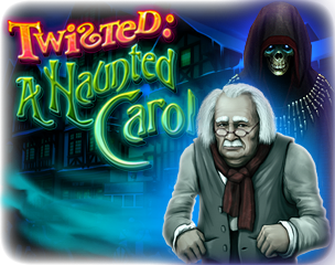 Twisted : A Haunted Carol